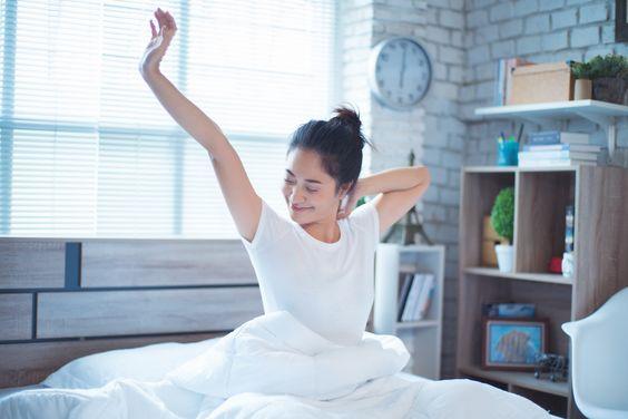 качествен сън с добро одеяло