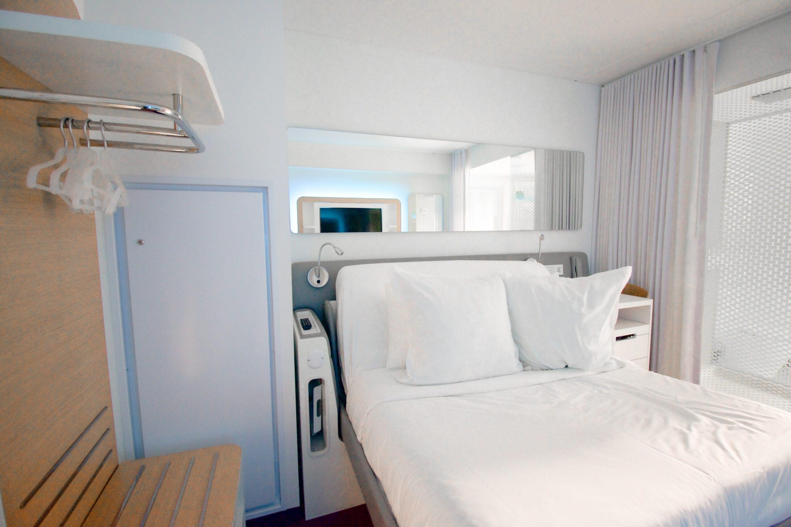 качествено бяло спално бельо за SPA хотел